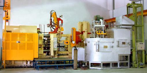 Aluminium Die Casting Machine Manufacturer Directory